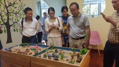 我校心理科组教师参加湛江市2016年中小学心理健康教育工作交流培训会
