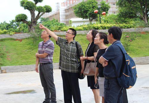 中国教育报刊社•人民教育家研究院专家组 莅临我校调研指导工作